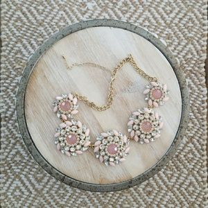 Once worn - Chunky Pink Necklace